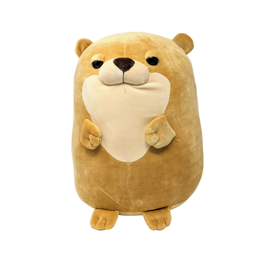 Otter Hugs - Light Brown (Large)