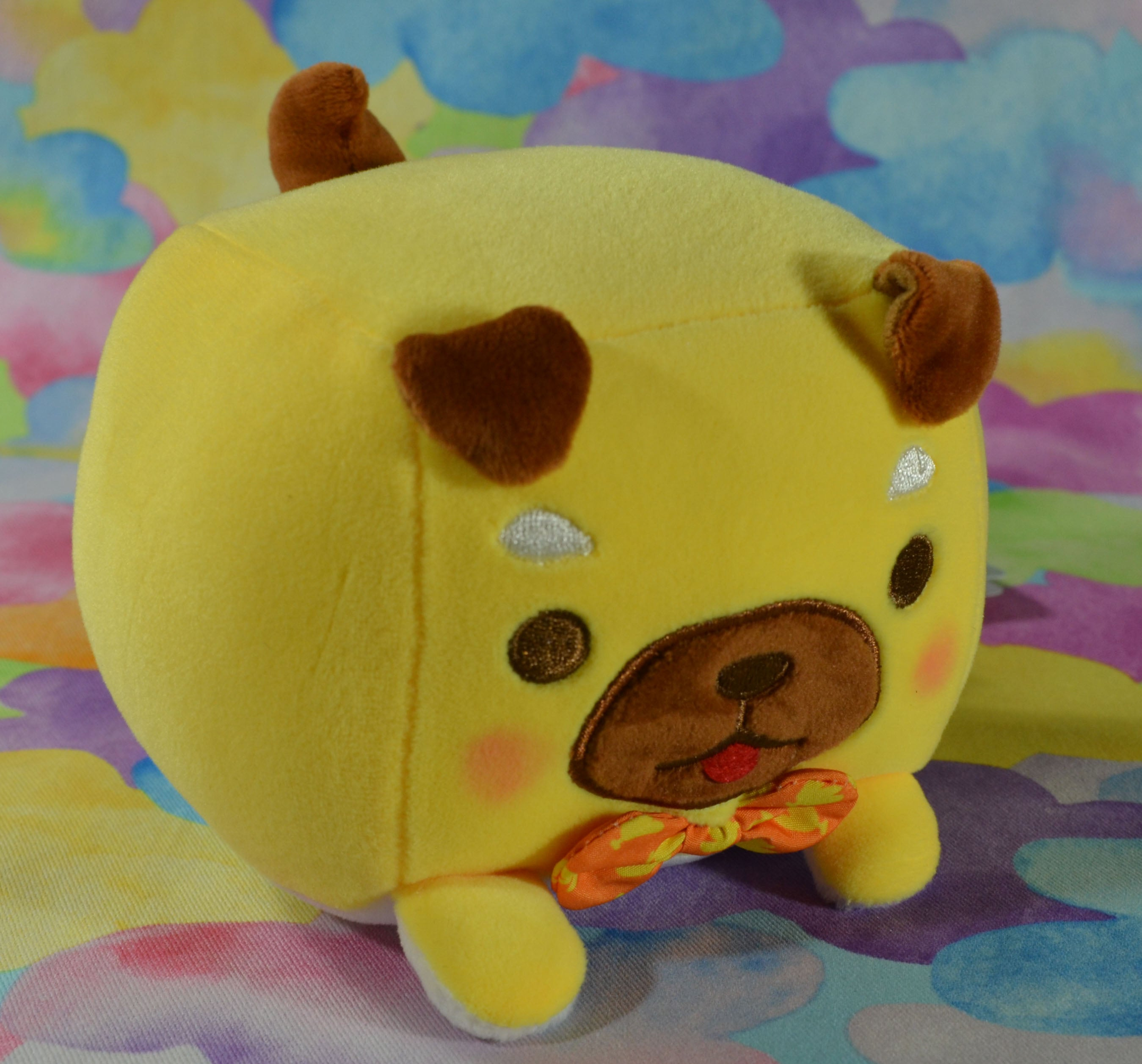 Cube Dog - Yellow (Small)