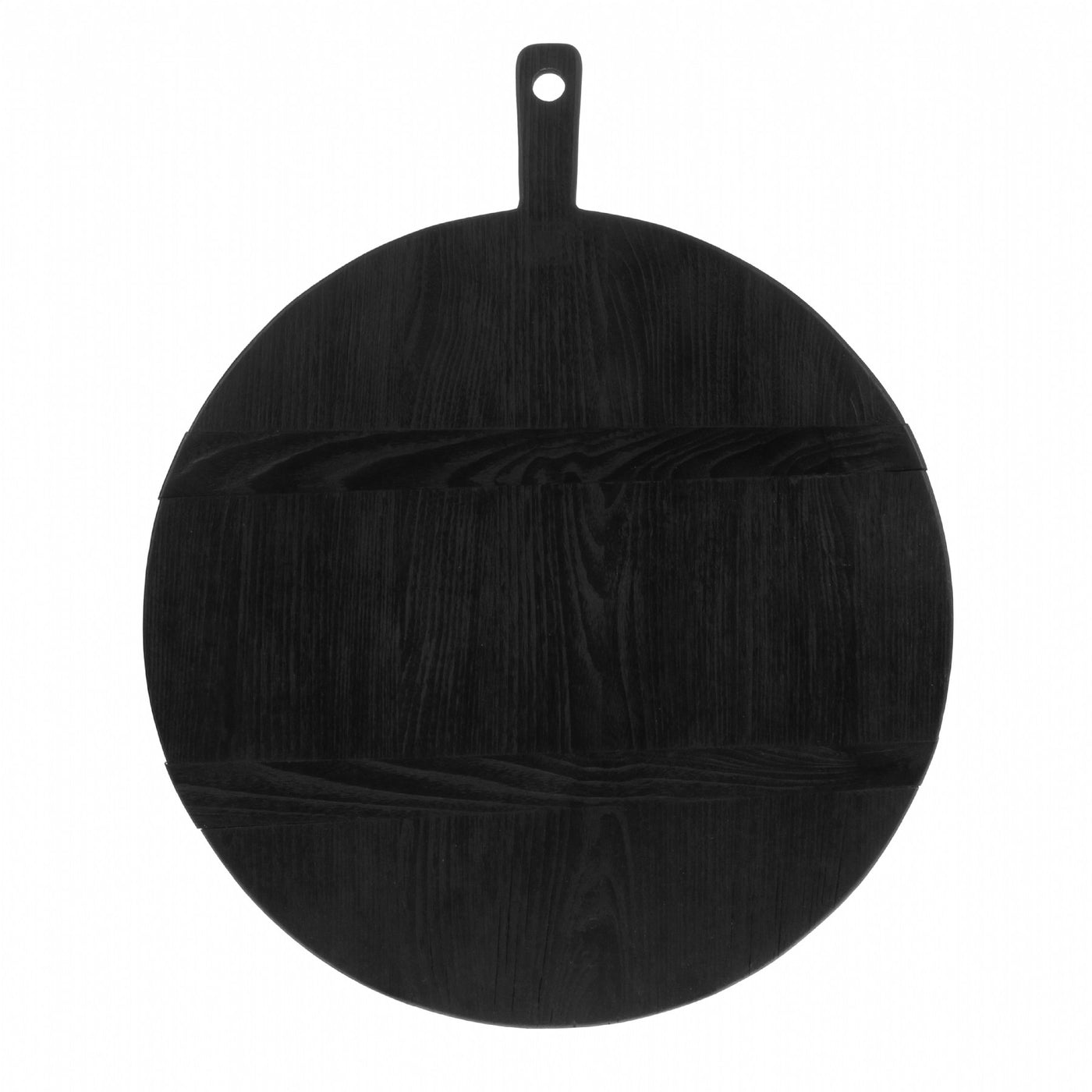 Black Breadboard Round | Large