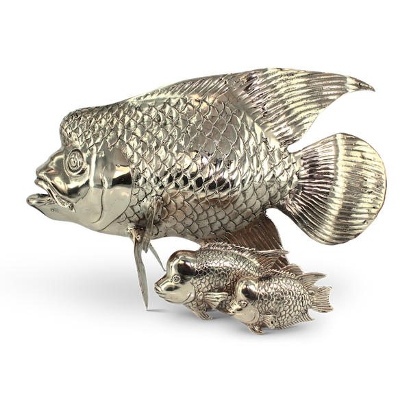 BRAINS- Fish (Small)