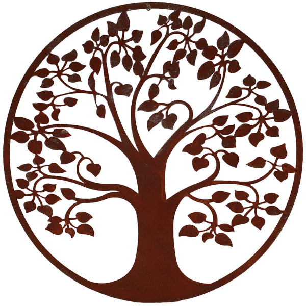 Round Tree of Life | Rust