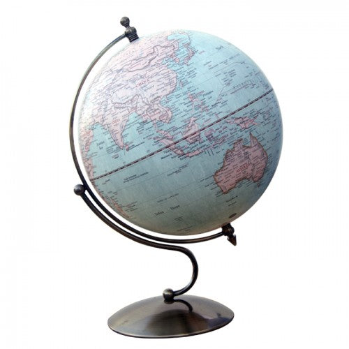 Antique Ocean Globe