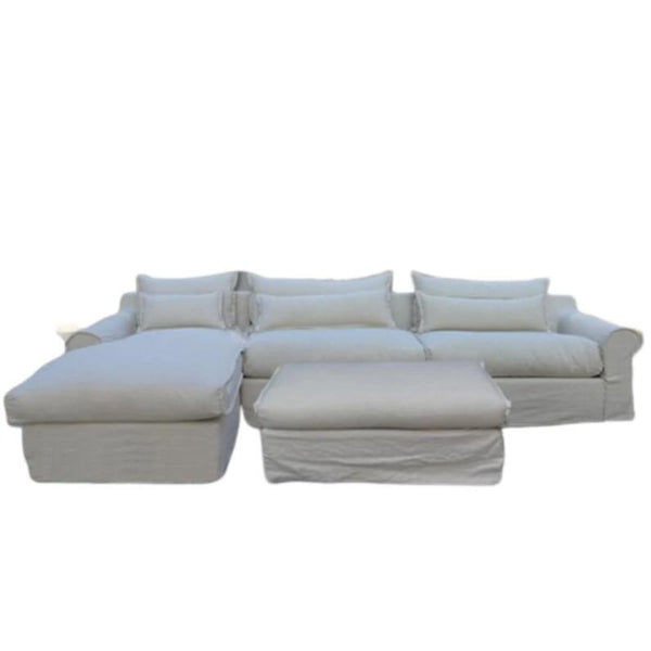 Riviera Chaise Lounge (sand)