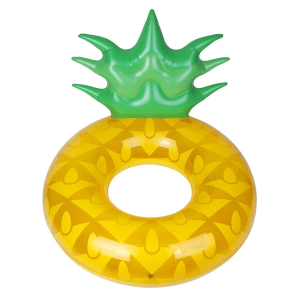 LUXE POOL RING | PINEAPPLE