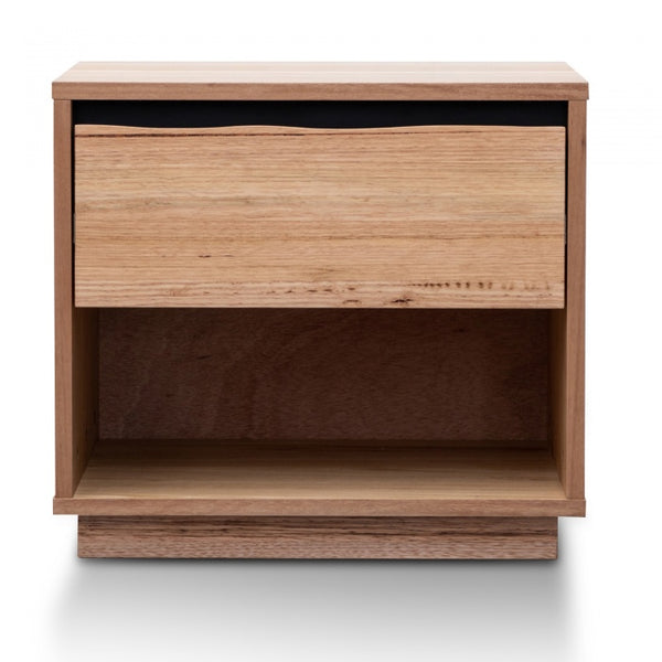 Messmate Timber Bedside Table