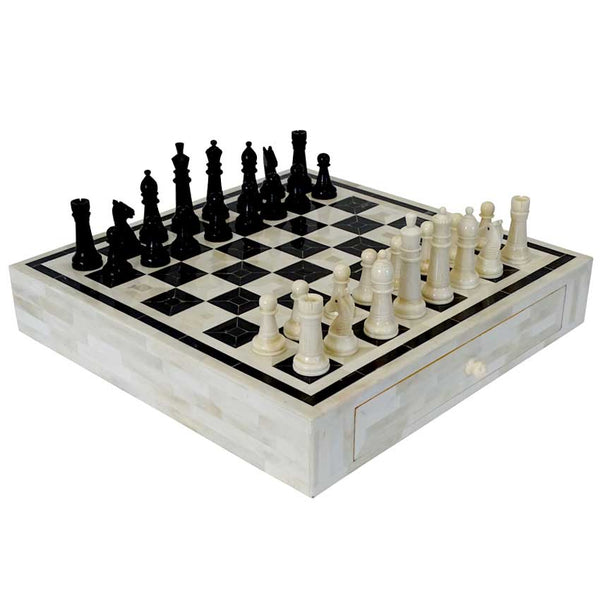 Tibbetts Chess Set