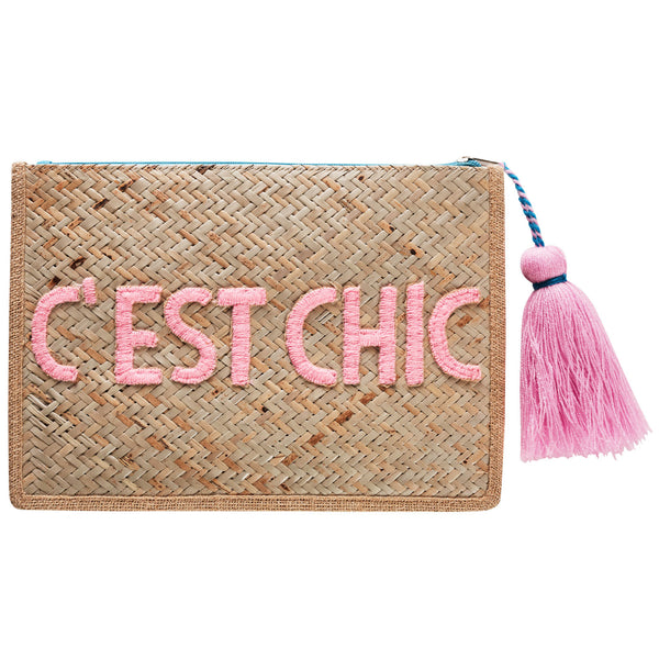 Summertime Chic Clutch