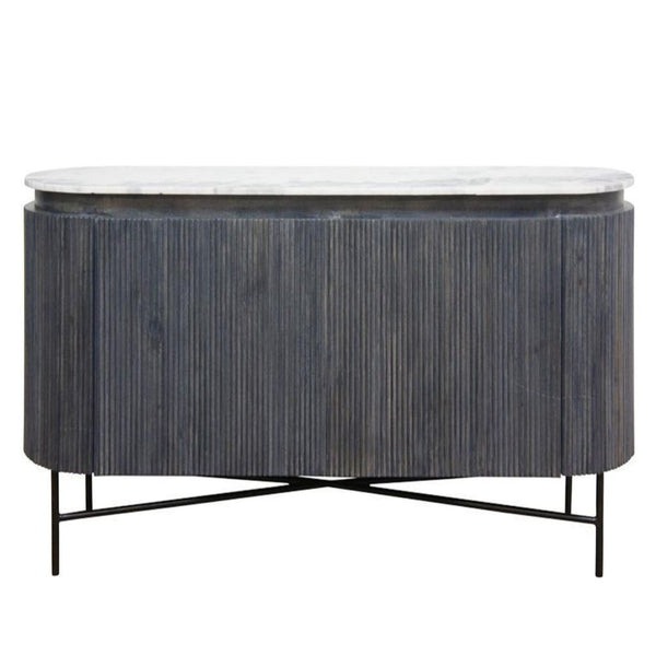 Elipsis Sideboard with Marble Top