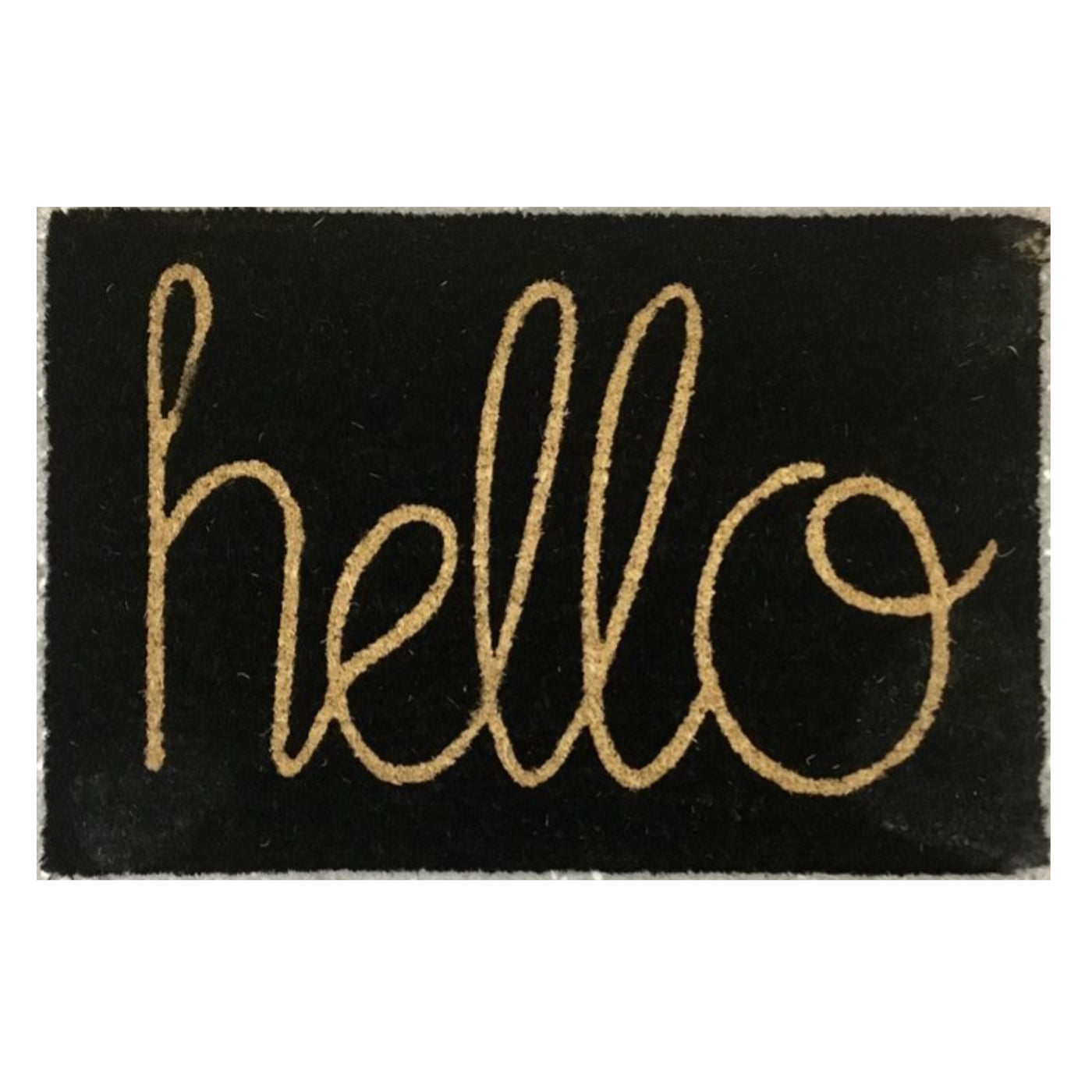Hello | Door Mat