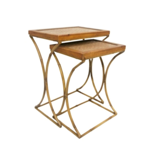 Tropics Nesting Side Tables