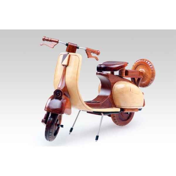 Vespa Tri-color Model