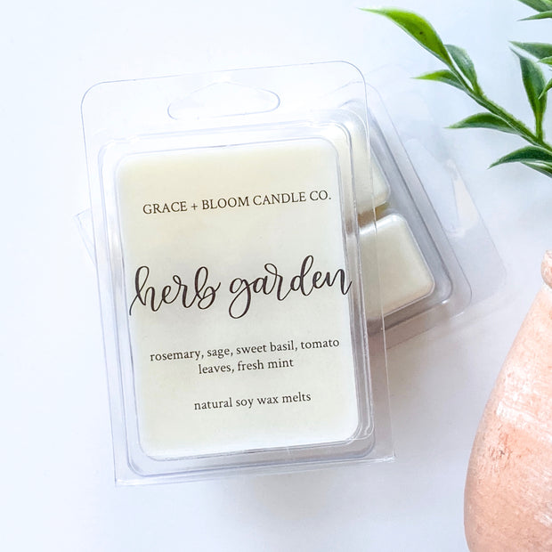 Herb Garden Wax Melts