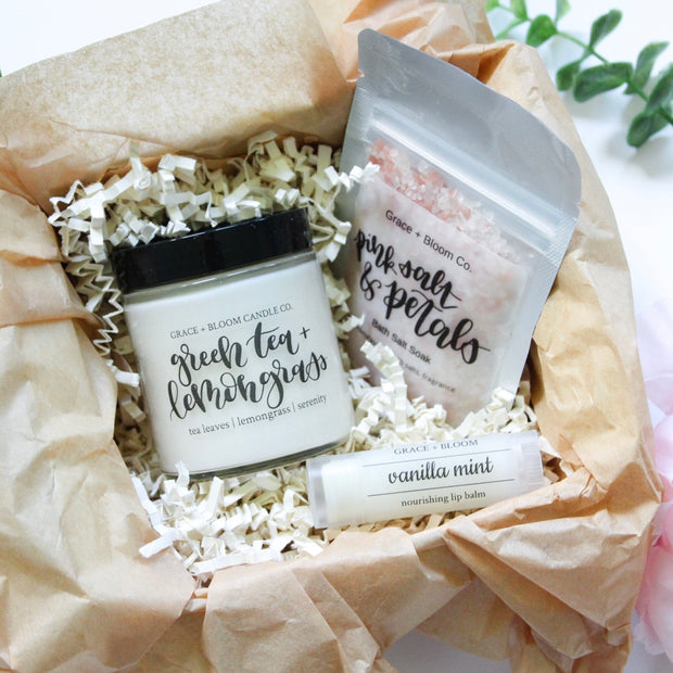 Small + Sweet | Boxed Gift - Grace + Bloom Co