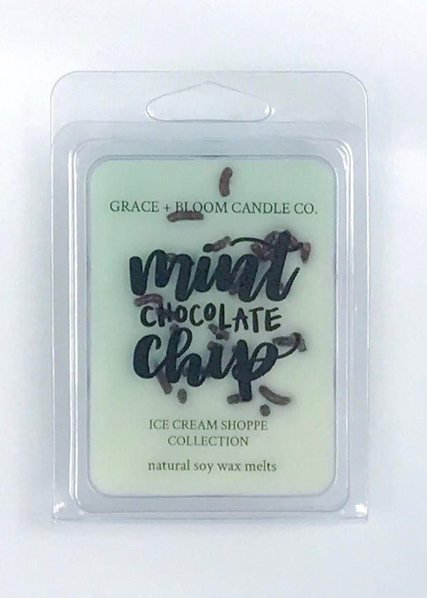 Ice Cream Shoppe Wax Melts | Choose a Scent - Grace + Bloom Co