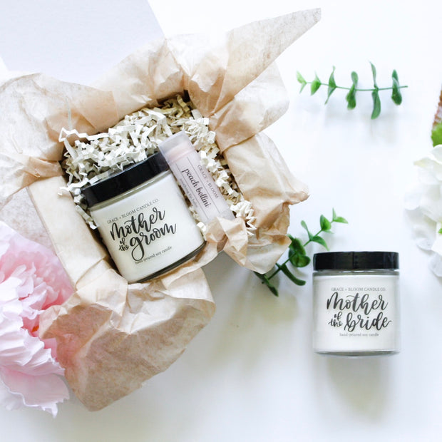 Mother of the Bride + Groom Mini Gift Box