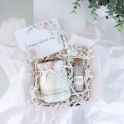 Mother's Day Spa Gift Box - Grace + Bloom Co