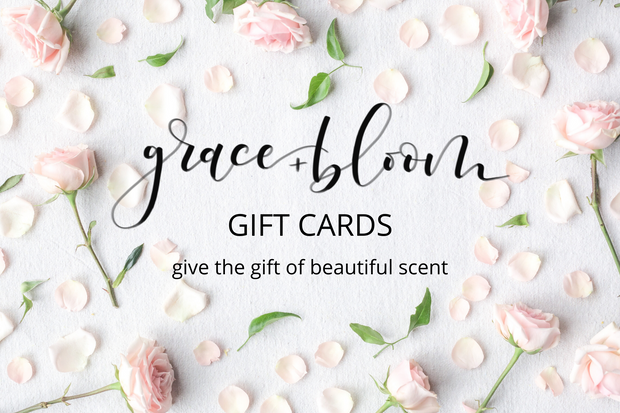 Grace + Bloom Gift Card