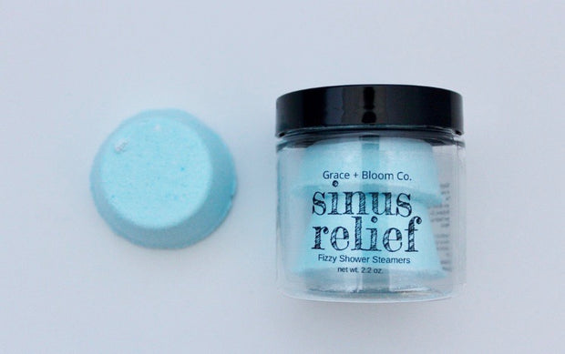 Sinus Relief Shower Steamers