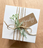 Gift Wrapping Service - Grace + Bloom Co