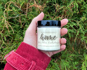 Holiday + Winter Small Candles | Choose a Scent - Grace + Bloom Co