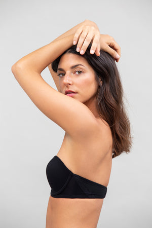 Next to Nothing Plunge Strapless