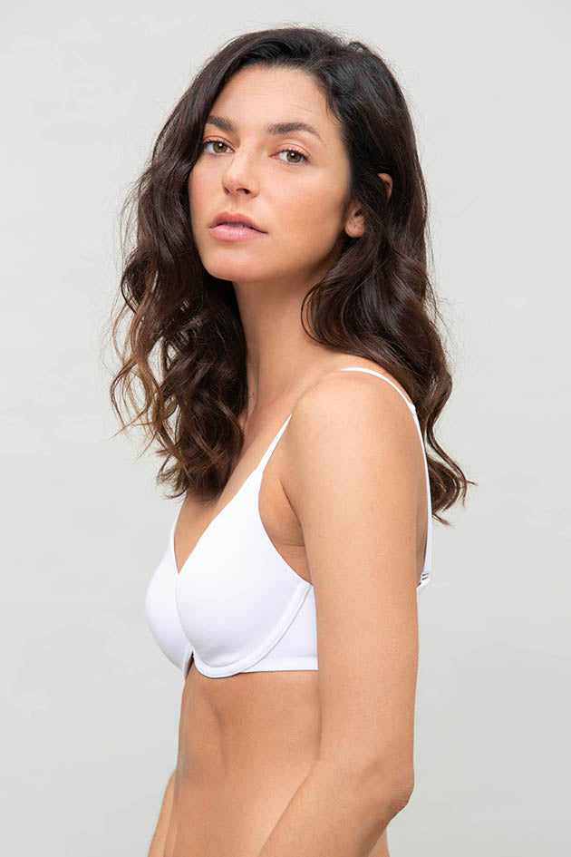 Cotton Cabana T-Shirt Bra