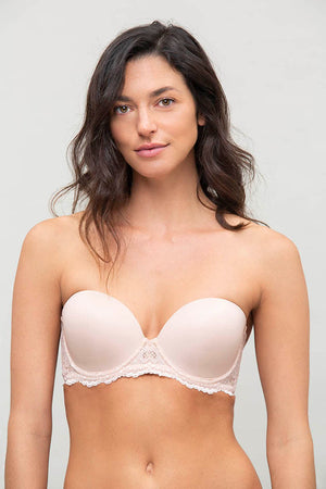 Beautifully Basic Strapless Bra