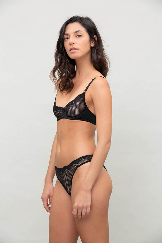 Alice Underwire Demi Bra
