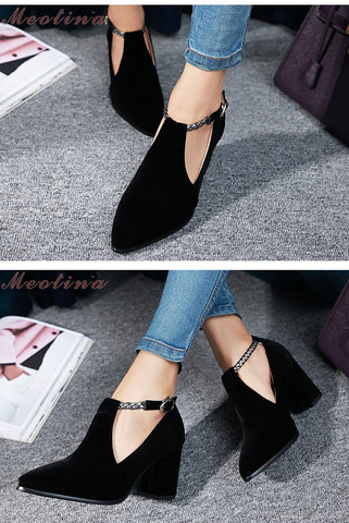 Elegant Pointed Toe Wedding Heel