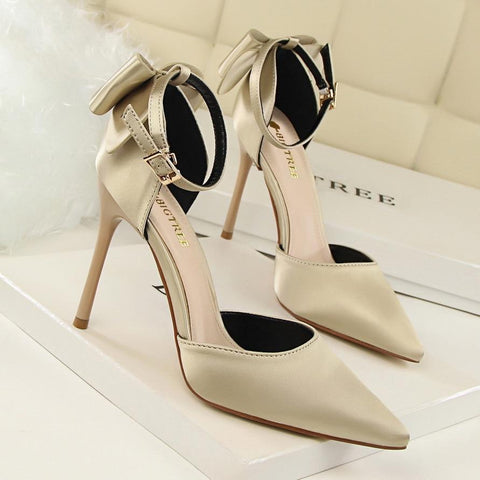 Sexy High Pumps Wedding Heel