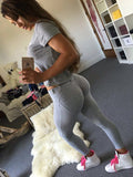 Sexy High Quality Low Waist Push Up Elastic Casual Legging