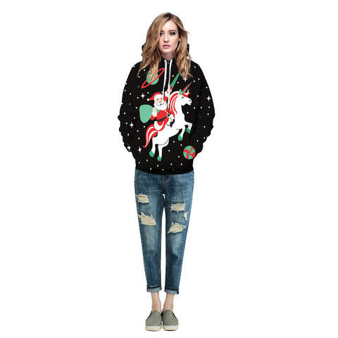 Beautiful Unisex Christmas Pullover Top