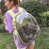 Backpack Pet Travel Cave Portable Bag For Kitty Puppy Small Dog