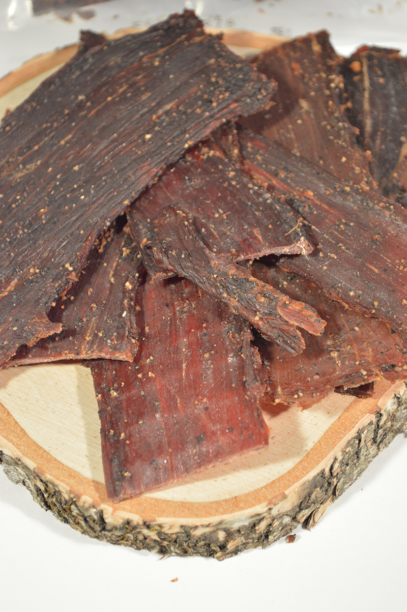Cracked Pepper - BattleGround Beef Jerky