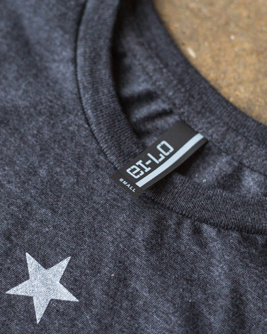 Boneshaker Tee - Dark Heather Slate