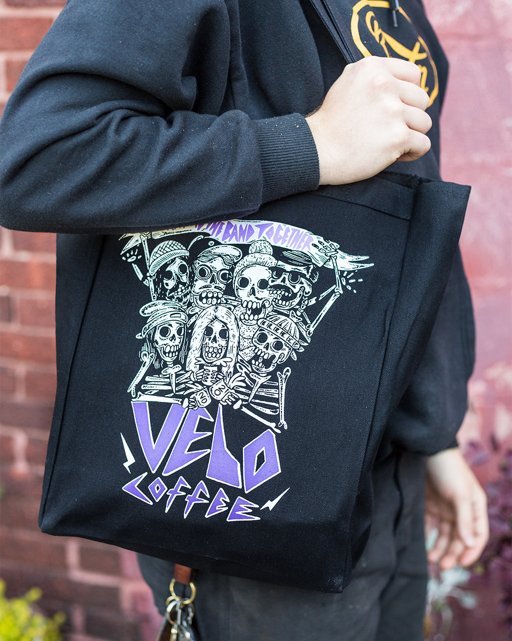 Keeping the Band Together Tote Bag - Limited Stock