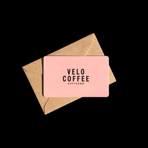 VELO In-Store Gift Card (physical card)