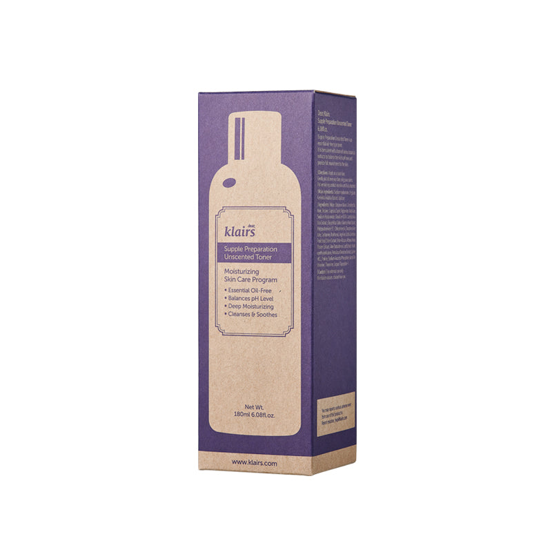 Klairs - Tonique Sans Fragrance - Supple Preparation Unscented Toner - Ambelle