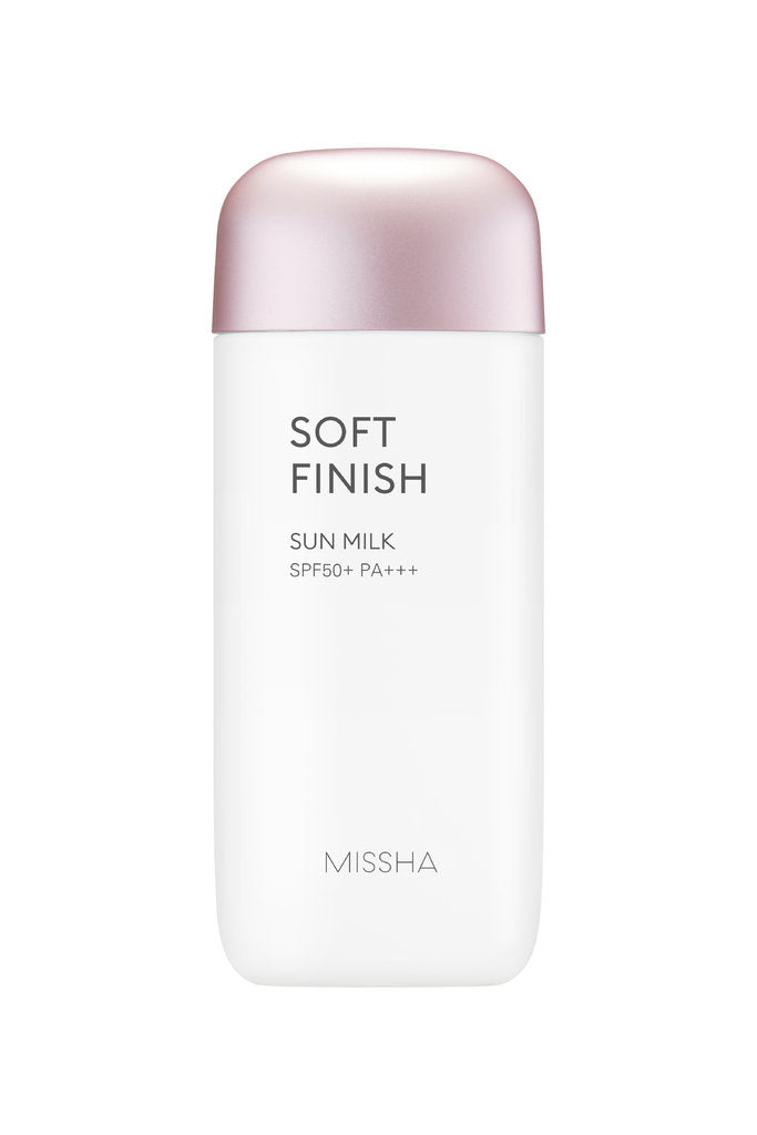Missha - Lait Solaire All-around Safe Block Soft Finish SPF50 PA+++ 70ml