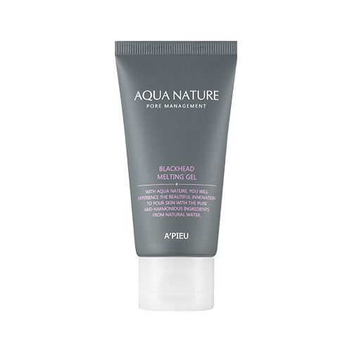 A'Pieu - Gel Anti Points Noirs Aqua Nature Blackhead Melting Gel - Ambelle