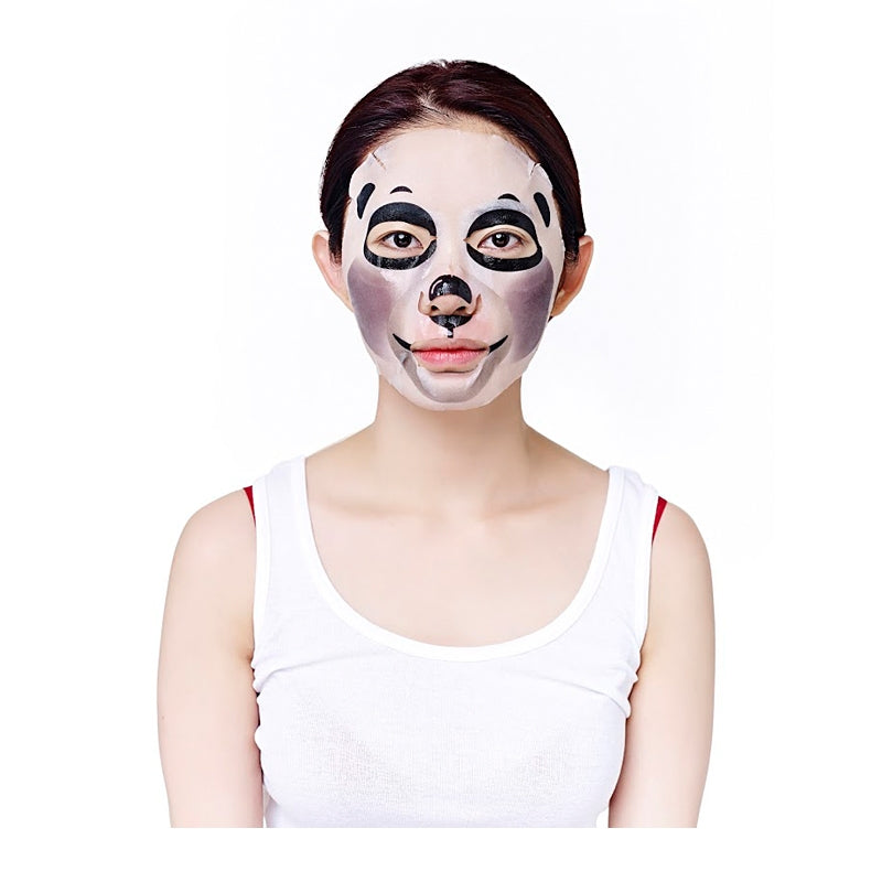 Holika Holika - Baby Pet Magic Mask Sheet (Panda) - Ambelle