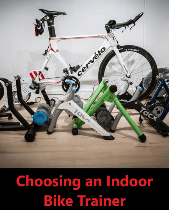 Six Key Factors When Choosing an Indoor Bike Trainer