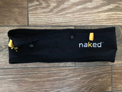 naked running band bib attachments