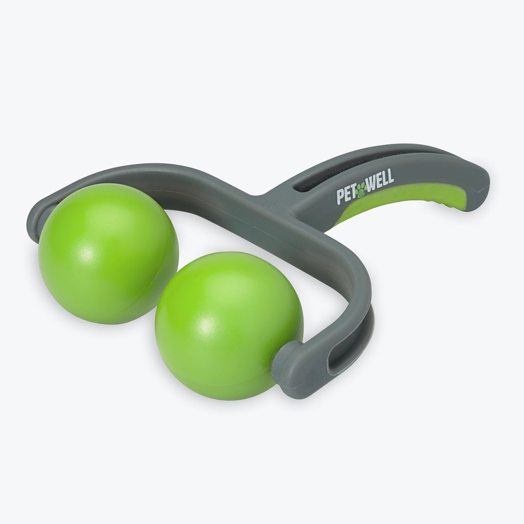 gaiam back and neck massager for pet