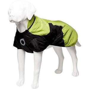 stunt puppy puff doggy activity jacket sage