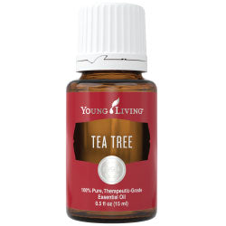 young living tea tree oil for runners