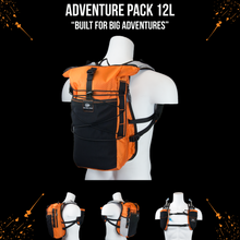 Load image into Gallery viewer, orange mud adventure pack 12l