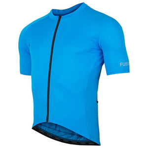 fusion c3 cycling jersey unisex front surf