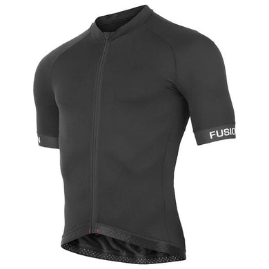 fusion c3+ cycling jersey men's front