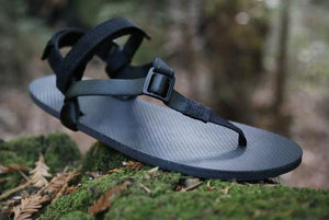 shamma sandals running charger grip sandal on mossy rock